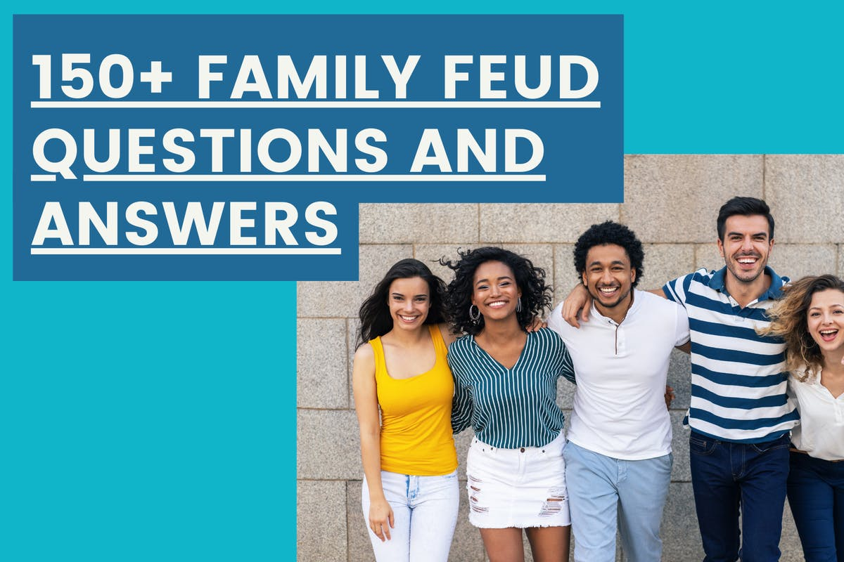 150+ Family Feud Questions and Answers